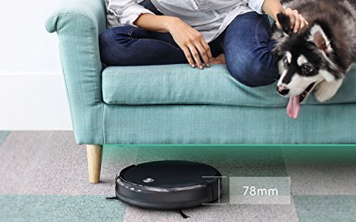 This Robovac Can Vacuum Your House While You Watch Bravo, And It's On Sale Today!