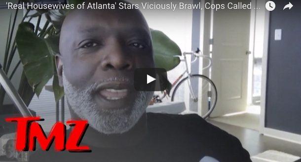 VIDEO: Peter Thomas – I Beat Matt Jordan's A**! I Embarrassed Him!
