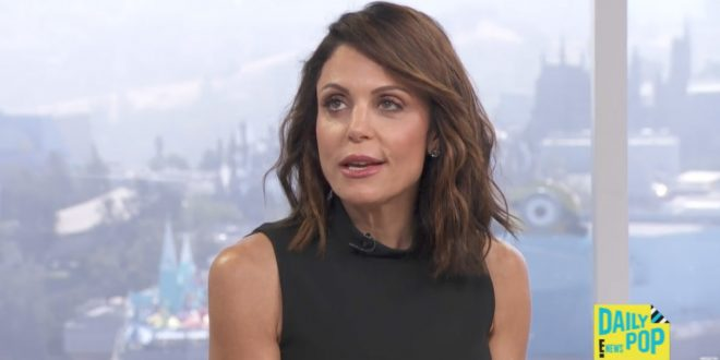 Bethenny Frankel: Bravo NEEDS Me, I'll Take One For The Team