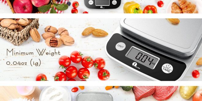 The Ultimate Housewives Kitchen Scale Is On Sale Today For Only $9