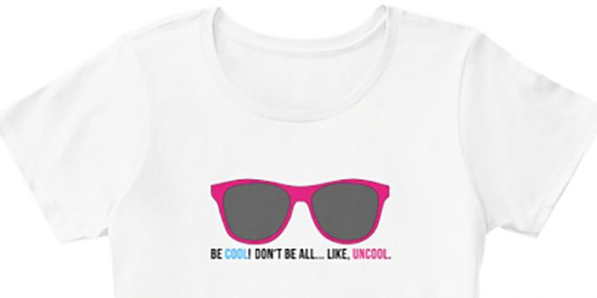 "*LIMITED EDITION* LuAnn De Lesseps Shirt Reminds The Internet To ""Be Cool!"""